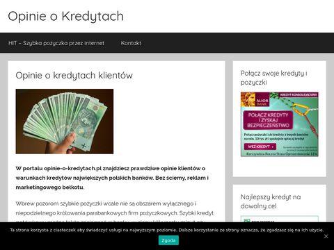 Kredyt na mieszkanie - forum opinie-o-kredytach.pl