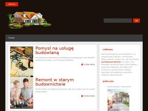 Aranżacja wnętrz Annainteriors.pl