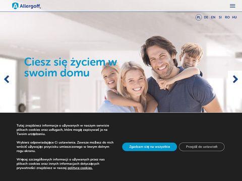 Allergoff.pl leki na alergie
