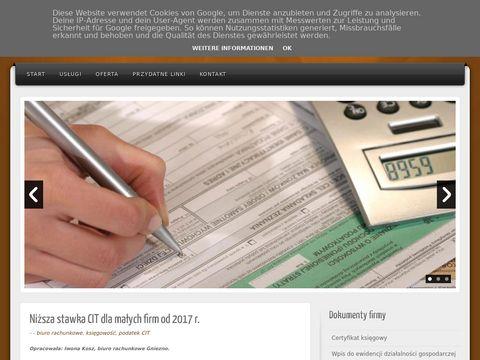Alt-office.pl biuro rachunkowe Gniezno
