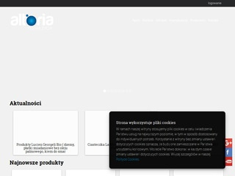 Altoria produkty bio sklep online