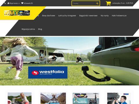 Amt-kostecki.pl bagażniki