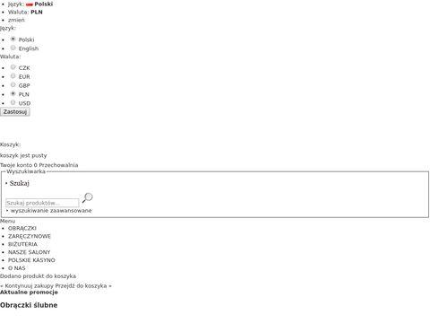 Ak-Biżuteria - najniższe ceny
