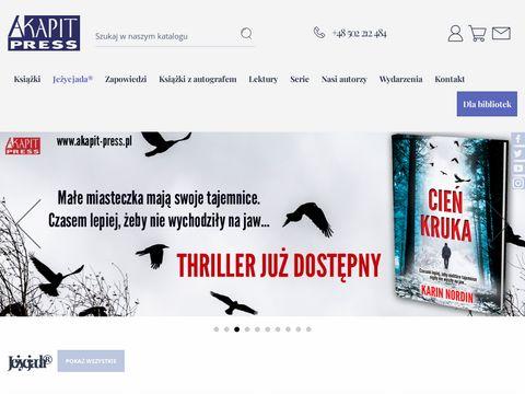 Akapit-press.com.pl wydawnictwo