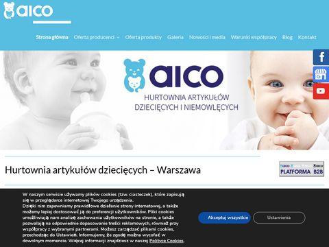 Aico hurtownie artykułów dziecięcych