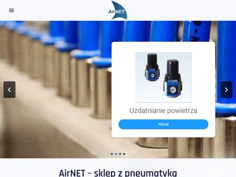 AirNET złączki pneumatyczne