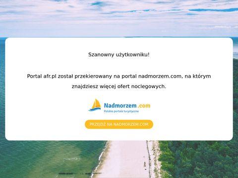 Afr.pl wczasy i wakacje nad morzem