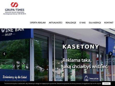 Times agencja reklamowa