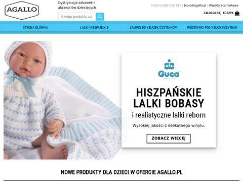 Agallo.pl - sklep dla dzieci