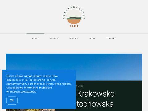 Agroturystykajura.pl Wikarek Małgorzata