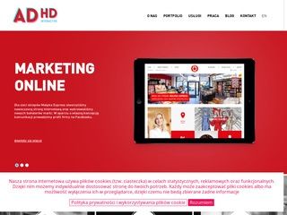 Adhdinteractive.pl - agencja E-marketingu