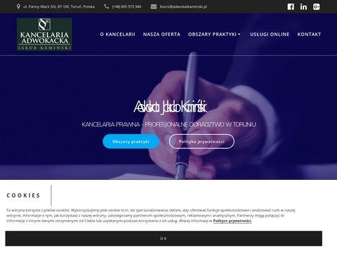 Prawnik Toruń - Kancelaria Adwokacka