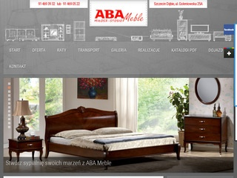 ABA Meble sklep meblowy Szczecin