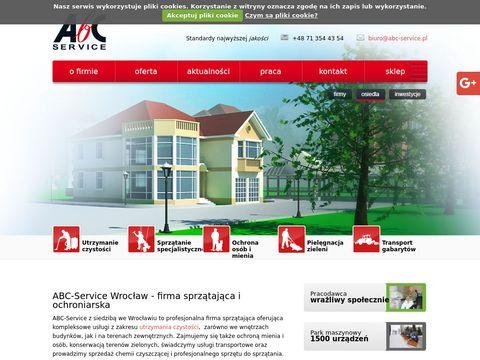 ABC-Service pranie wykładzin Wrocław