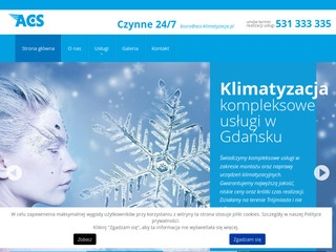Acs-klimatyzacja.pl
