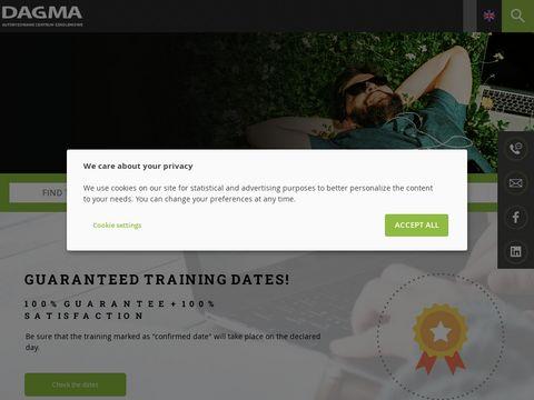Acsdagma.com.pl szkolenia IT Warszawa