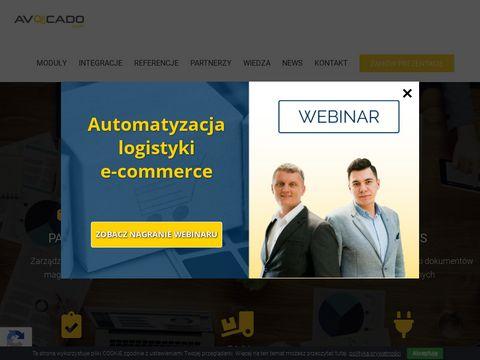 Avocadosoft.pl obsługa magazynu