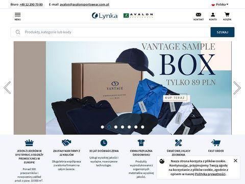 Avalonsportswear.com.pl odzież promocyjna