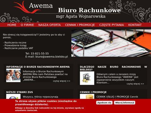 Awema-bielsko.pl księgowość