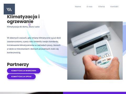 Autoklima-ogrzewania.pl klimatyzacja