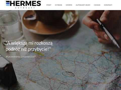 Autokaryhermes.pl wynajem Toruń