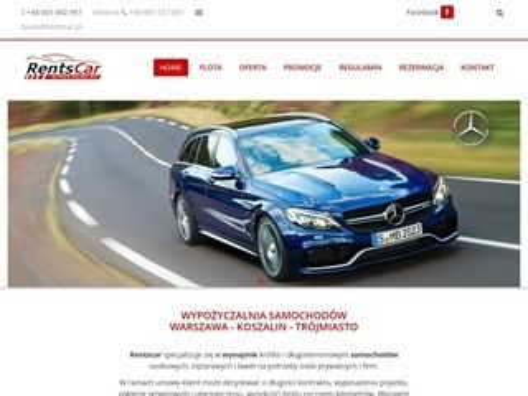 Autotu24.pl wynajem aut Warszawa