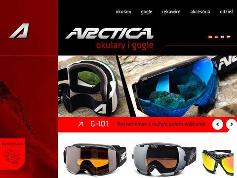 Arctica.pl okulary polaryzacyjne
