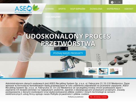 Aseosystem.pl- regranulat HDPE