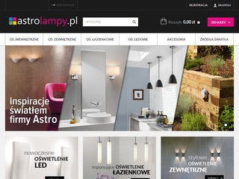 Astrolampy.pl - lampy Astro Lighting