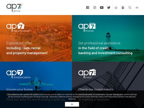 Ap7.pl domy na wynajem Kraków
