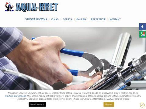 Aqua-Kret kanalizacja Wrocław