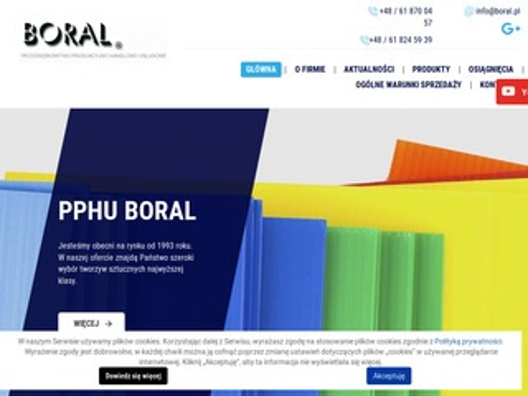 Boral.pl tworzywa sztuczne