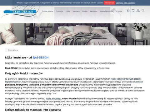 Bjas-Design tanie materace Szczecin