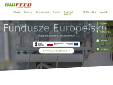 BioFeed koncentraty paszowe dla drobiu