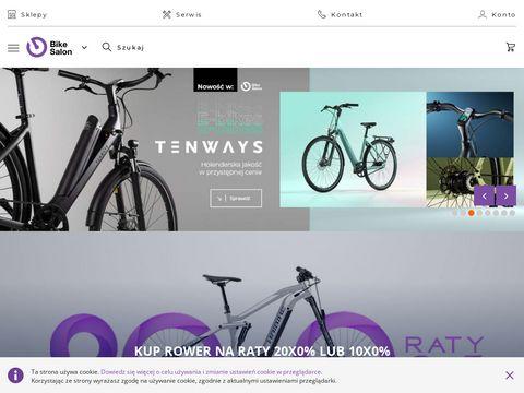 Bikesalon.pl - sklep rowerowy