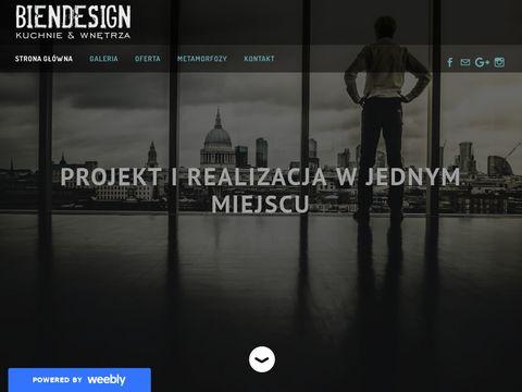 Biendesign.eu produkcja mebli