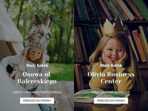 Bialykotek.pl żłobek prywatny Gdańsk