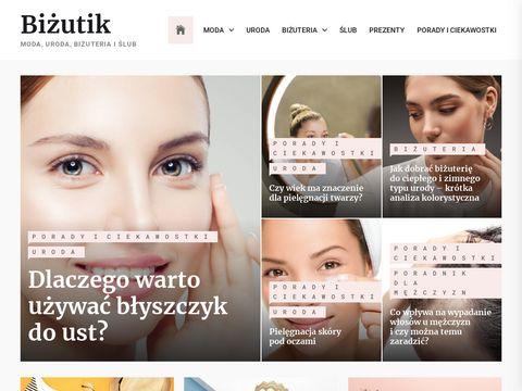 Bizutik.pl srebrne pierścionki