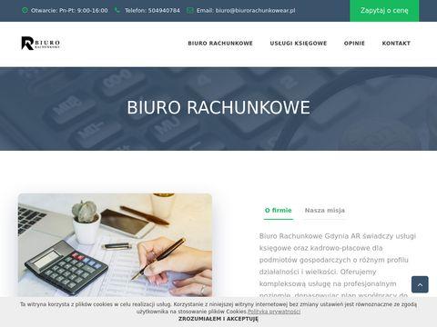 Biurorachunkowear.pl księgowość Gdynia