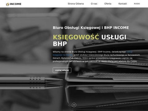 Biuroincome.eu rachunkowe na śląsku