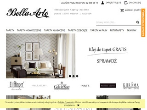 Bellaarte.pl tapety ekskluzywne