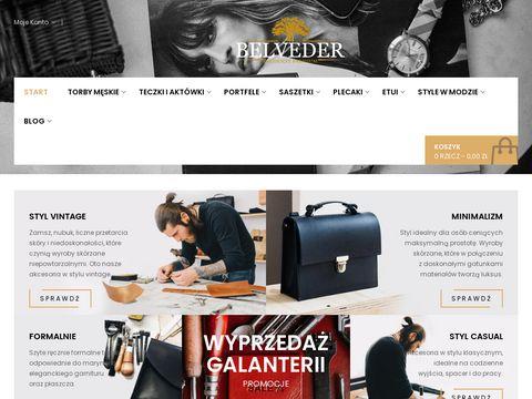 Belveder.com.pl sklep Polska