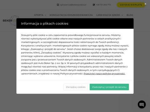 Beker Polska odszkodowania OC
