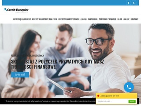 Credit Banquier najlepsze kredyty inwestycyjne