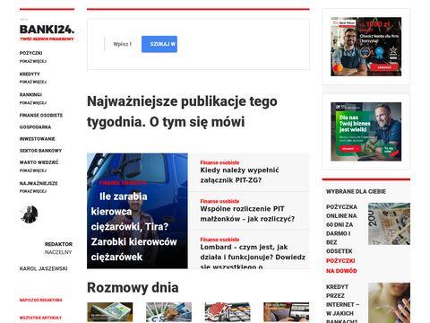 Banki24.com.pl opinie