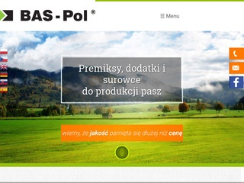 Bas-pol.pl dodatki paszowe