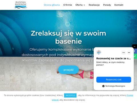 Budowabasenow.com baseny hotelowe