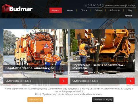 Budmar usługi budowlane Wrocław