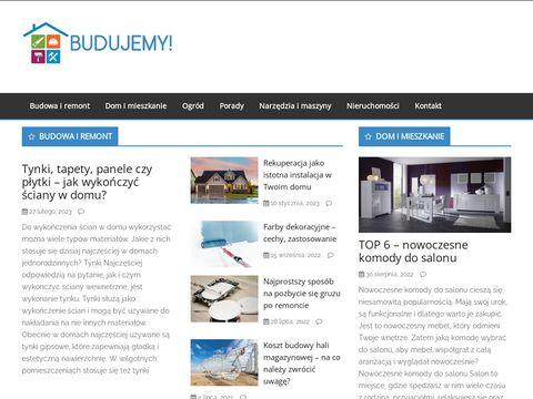 Budujemy.org.pl - materiały budowlane