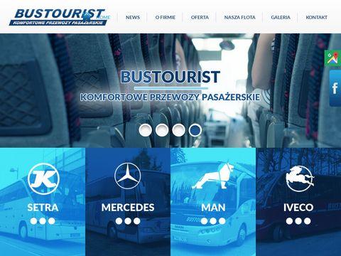 BUSTOURIST - przewozy autobusowe